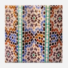 Moroccan Accent Tile Coaster