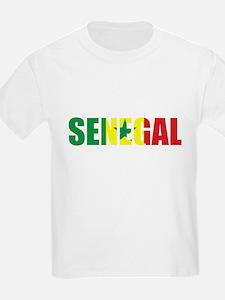 Senegal Kids T-Shirt