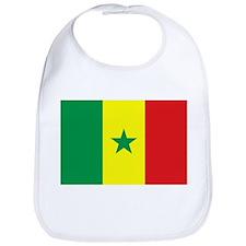 Senegal Flag Bib