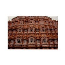 Palace of Winds in Jaipur Rectangle Magnet