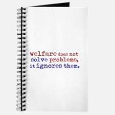 Welfare Ignores Problems Journal