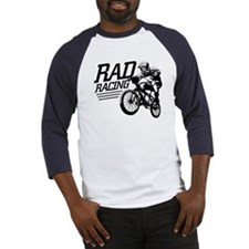 TIGER Retro RAD BMX Racing Baseball Jersey