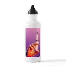 Hypodermic syringe Water Bottle