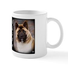 Akita Small Mug