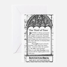 Thief of Time Greeting Cards (Pk of 10)