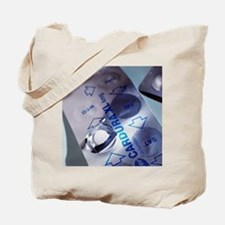 Hypertension tablets Tote Bag