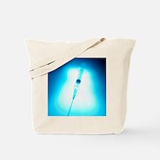 Hypodermic syringe Tote Bag