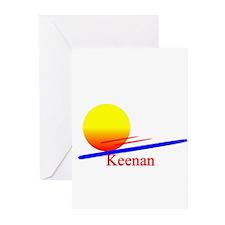 Keenan Greeting Cards (Pk of 10)