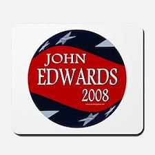 John Edwards All Stars Mousepad