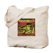 The Soupbone Throne Tote Bag