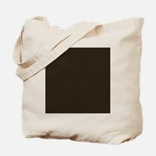 Dark Brown Tote Bag