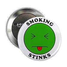 Smoking Stinks Button
