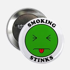 Smoking Stinks Button