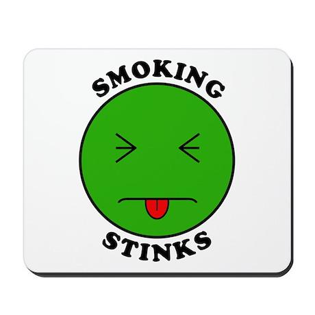 Smoking Stinks Mousepad