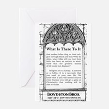 What Is There To It Greeting Cards (Pk of 10)