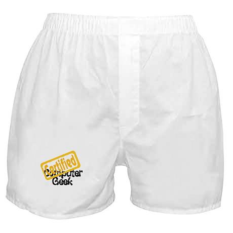 Computer Geek Boxer Shorts