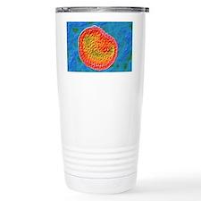 Influenza virus Travel Coffee Mug