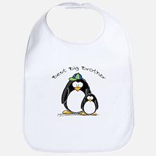 Best Big Brother penguins Bib