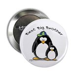 Best Big Brother penguins Button