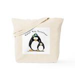 Best Big Brother penguins Tote Bag