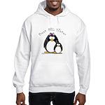 Best Big Sister penguins Hooded Sweatshirt