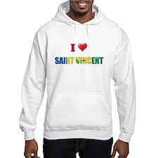 I love Saint Vincent Hoodie