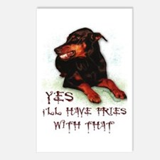Dog Humor Postcards (Package of 8)