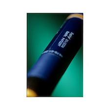 Insulin pen Rectangle Magnet