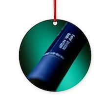 Insulin pen Round Ornament