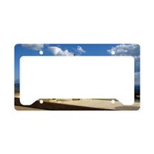 Church of St. Anthony License Plate Holder