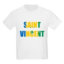 Saint Vincent Kids T-Shirt