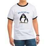 Big Brother Penguin Ringer T