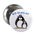 Big Brother Penguin Button