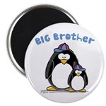 Big Brother Penguin Magnet