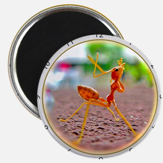 Red Ant Heads Up Magnet