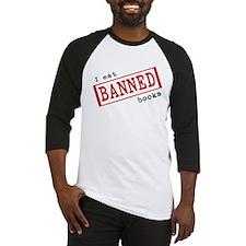 Banned Books Baseball Jersey