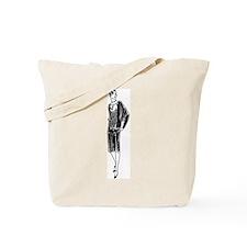 20's girl Tote Bag