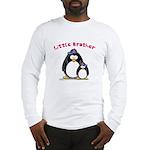 Little Brother Penguin Long Sleeve T-Shirt