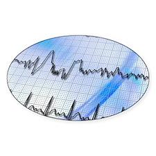 Irregular heartbeat Decal