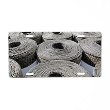 Insulation material Aluminum License Plate