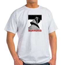 Winnipeg Ash Grey T-Shirt