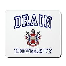 DRAIN University Mousepad