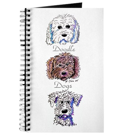 Doodle Dogs Journal