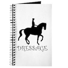 dressage silhouette Journal