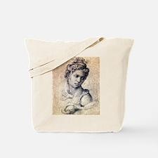 Cleopatra - Michelangelo Tote Bag