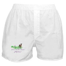Pygmy-GOAT-Brown JellyBeans Boxer Shorts