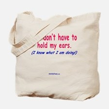 YouEars Tote Bag