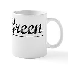 Etna Green, Vintage Mug