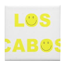 Los Cabos Smile Tile Coaster