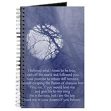 Moon Song Journal